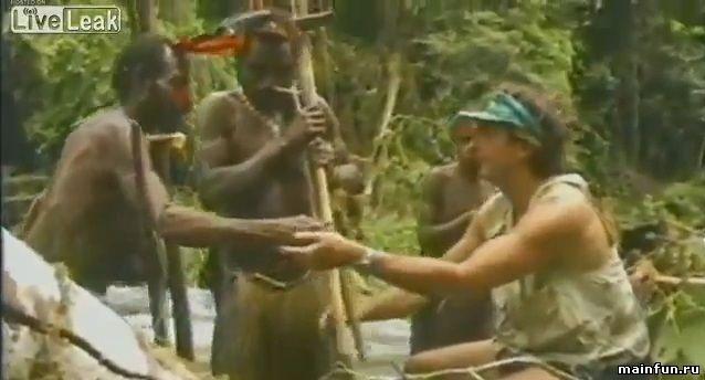 Секс племя динко #14